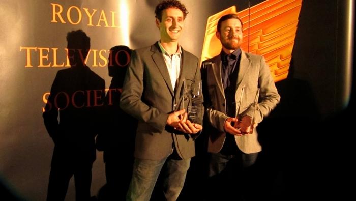Jon_Mowat_and_John_Lanyon_with_2_RTS_Awards_large